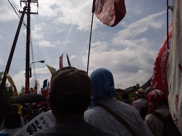 9・8徳島刑務所包囲行動_d0155415_15175940.jpg