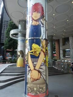 渋谷、うたプリ看板撮影!2013年秋!_e0057018_3542343.jpg