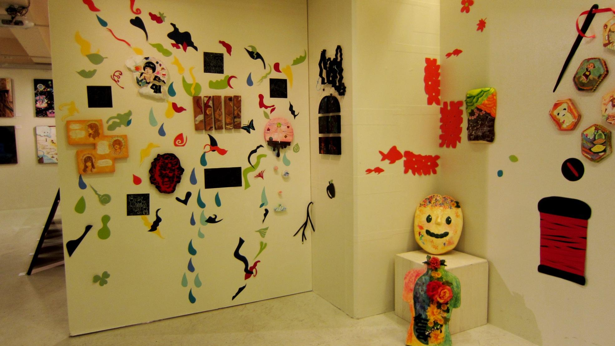 2192) ②「CDE展 2013 (ビセン作品展)」アイボリー 9月3日(火)~9月13日(金)_f0126829_22572687.jpg