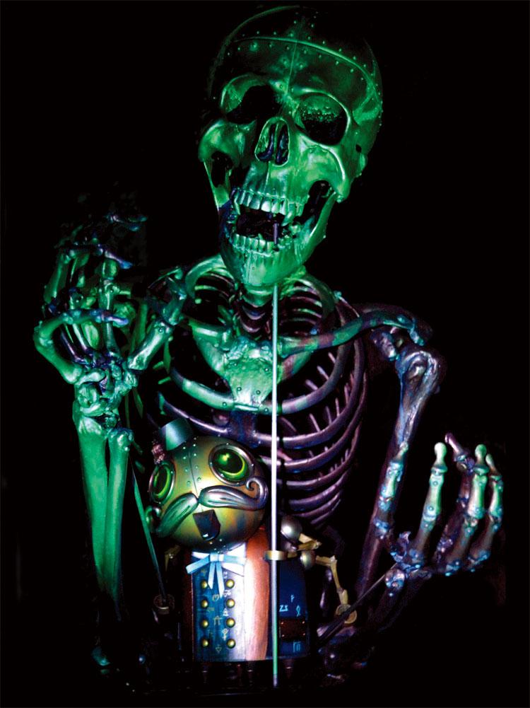 Monsters & Misfits III、Doktor Aの大作中の大作_a0077842_17115517.jpg