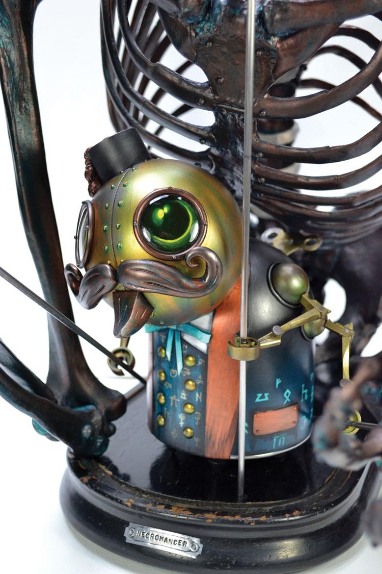 Monsters & Misfits III、Doktor Aの大作中の大作_a0077842_17581245.jpg