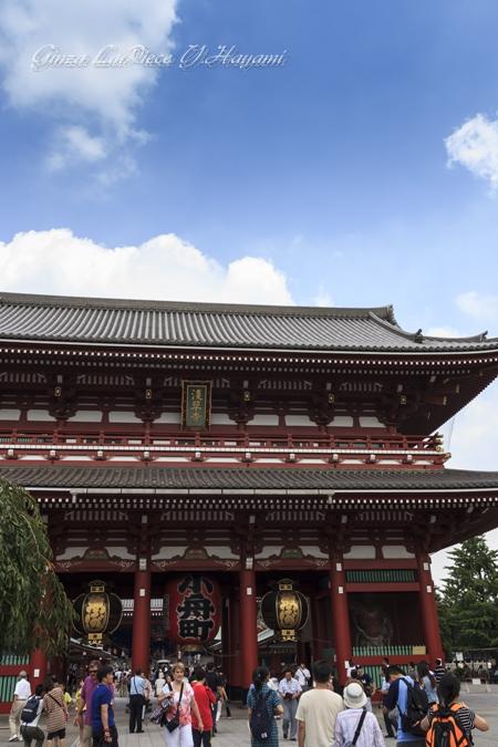 東京の写真 浅草の風景 浅草寺_b0133053_0163839.jpg