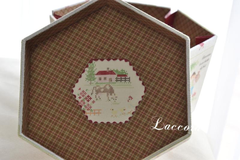 六角形のマジックBOX_f0275956_1435560.jpg