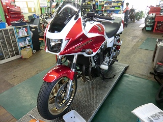 レンタルバイクの整備!_e0114857_1933985.jpg