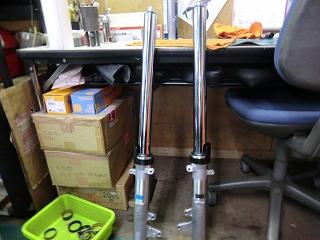 レンタルバイクの整備!_e0114857_19495747.jpg
