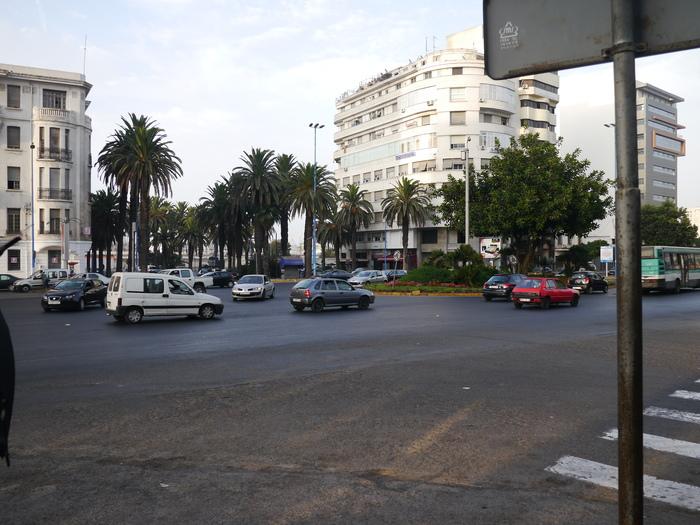 モロッコに行く。⑩ ~黄金のチューリップ~_f0232060_0522728.jpg