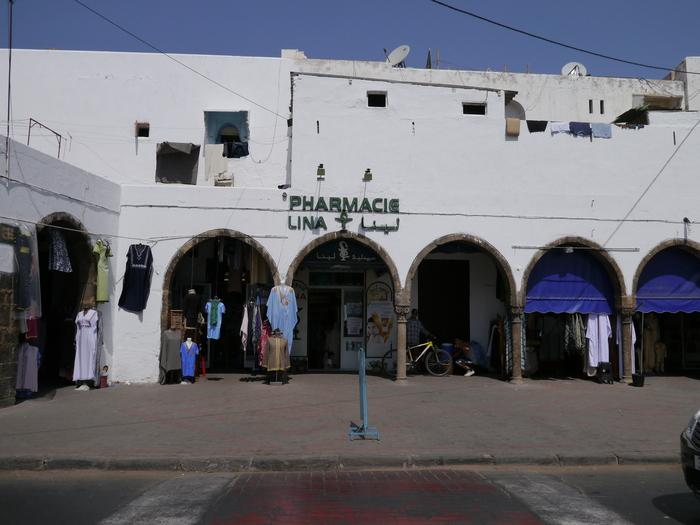 モロッコへ行く。⑪ ~白い家という町~_f0232060_104819100.jpg