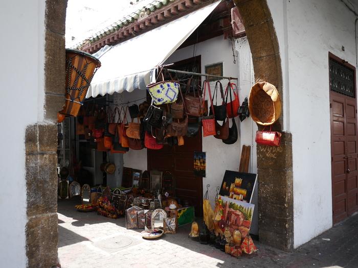 モロッコへ行く。⑪ ~白い家という町~_f0232060_10555444.jpg