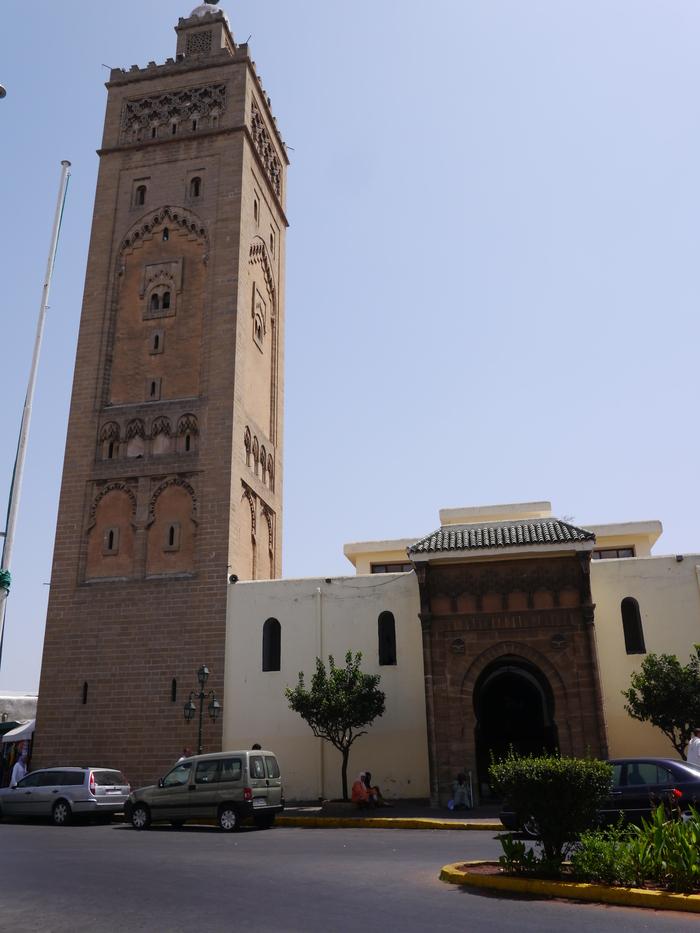 モロッコへ行く。⑪ ~白い家という町~_f0232060_1165329.jpg