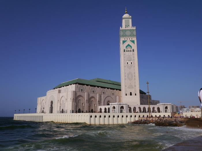 モロッコへ行く。⑬ ~カサブランカは割りといい~_f0232060_16545819.jpg