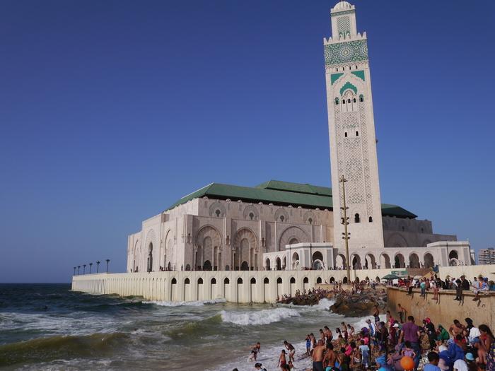 モロッコへ行く。⑬ ~カサブランカは割りといい~_f0232060_16593086.jpg