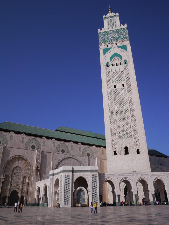 モロッコへ行く。⑬ ~カサブランカは割りといい~_f0232060_172768.jpg