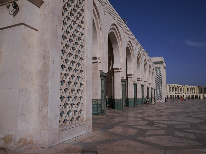 モロッコへ行く。⑬ ~カサブランカは割りといい~_f0232060_1795741.jpg