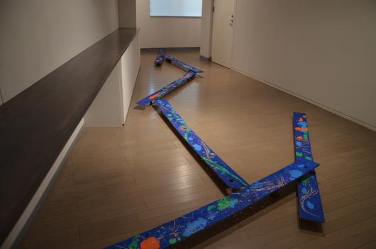 『坂内美和子展—宙の鏡—』終了しました!_c0131063_18565287.jpg