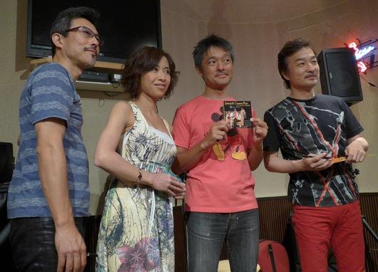 Spanish Connection Tour2013@平塚サンタナ_b0131865_2102518.jpg