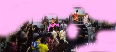 9/7・誕生日☆ お稽古場でサプライズに感激。。_d0224894_219474.jpg