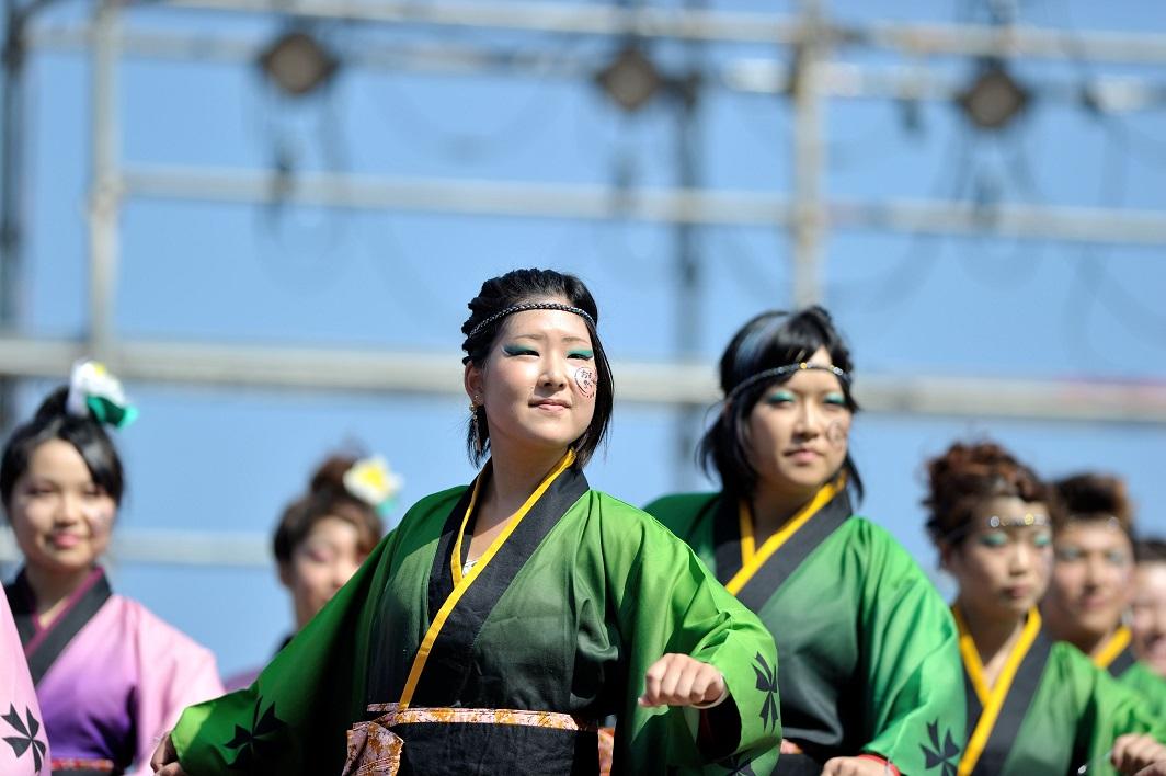 潮風よさこい「静岡大学お茶ノ子祭々」_f0184198_22236.jpg