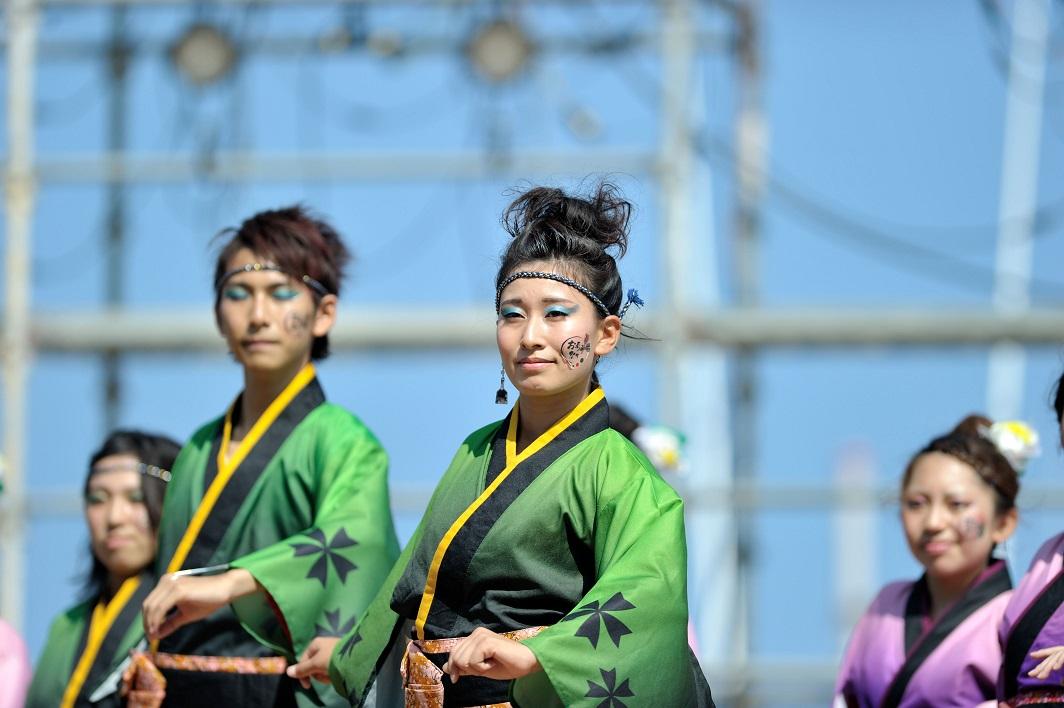 潮風よさこい「静岡大学お茶ノ子祭々」_f0184198_222428.jpg