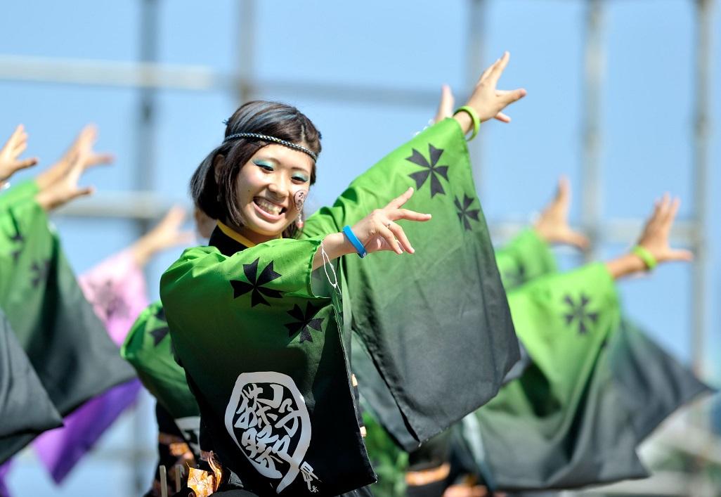 潮風よさこい「静岡大学お茶ノ子祭々」_f0184198_223069.jpg