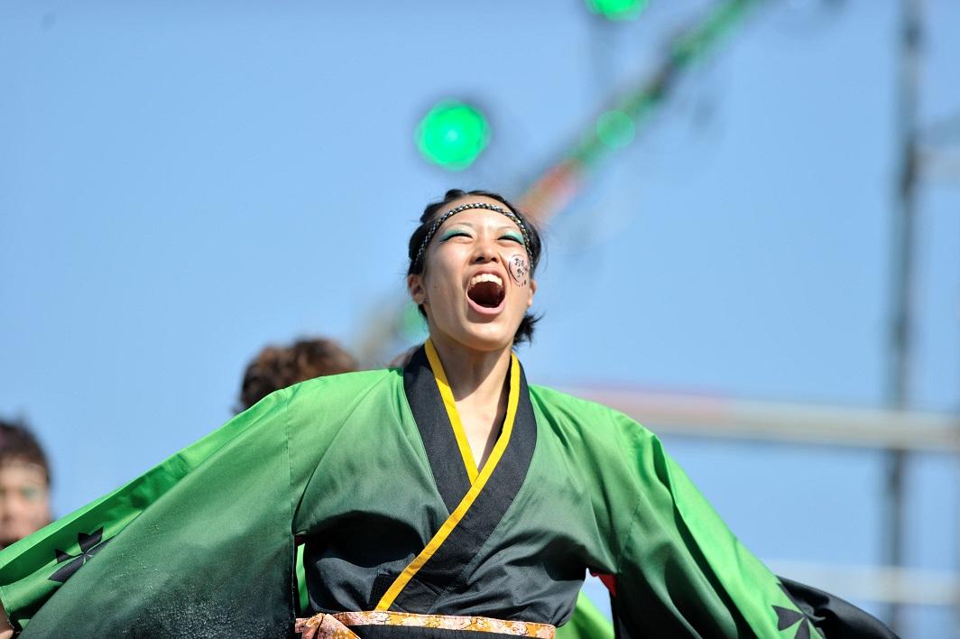 潮風よさこい「静岡大学お茶ノ子祭々」_f0184198_2233547.jpg