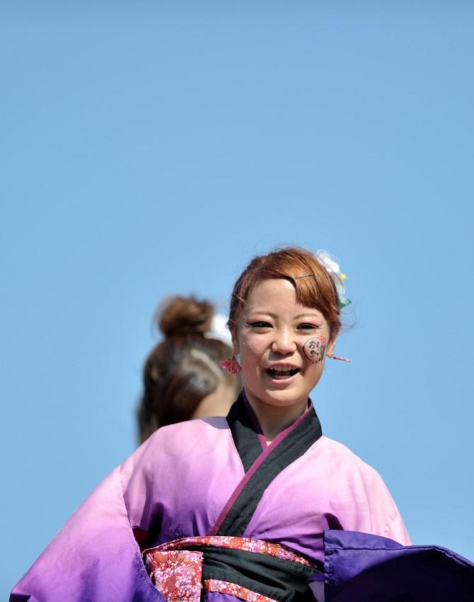 潮風よさこい「静岡大学お茶ノ子祭々」_f0184198_223633.jpg