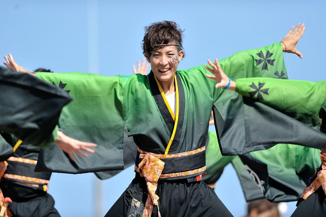 潮風よさこい「静岡大学お茶ノ子祭々」_f0184198_224180.jpg