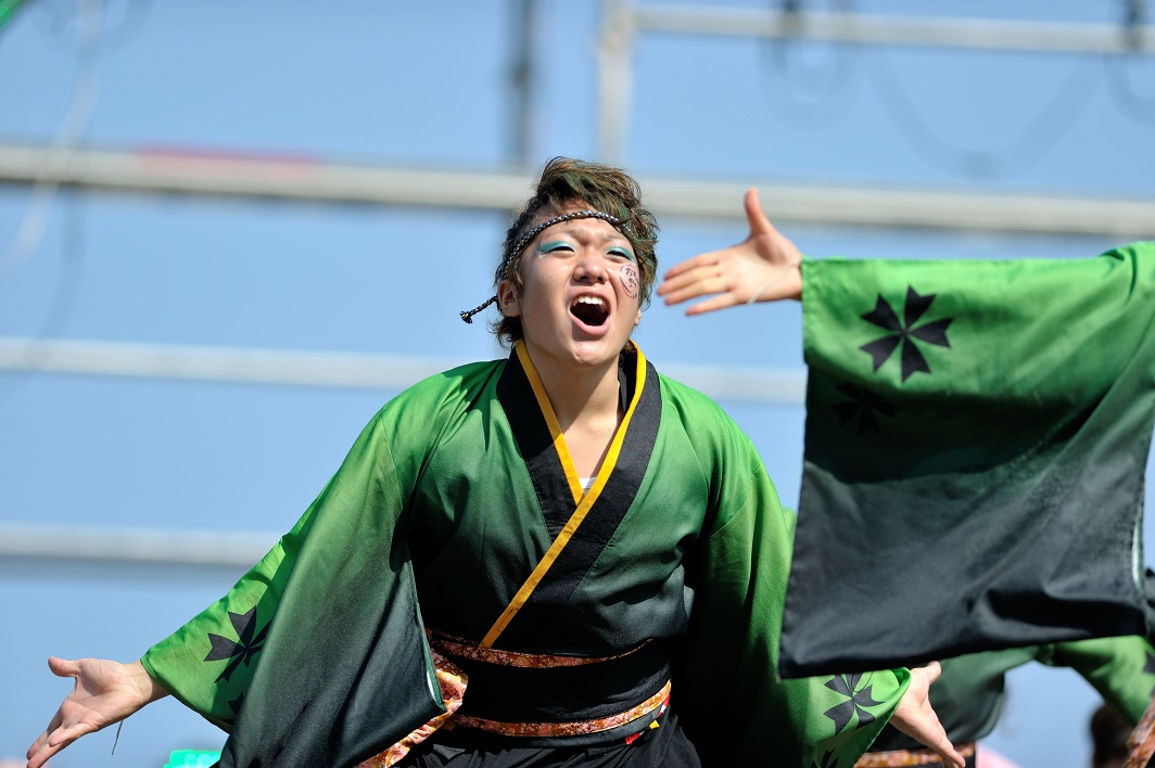 潮風よさこい「静岡大学お茶ノ子祭々」_f0184198_22466.jpg