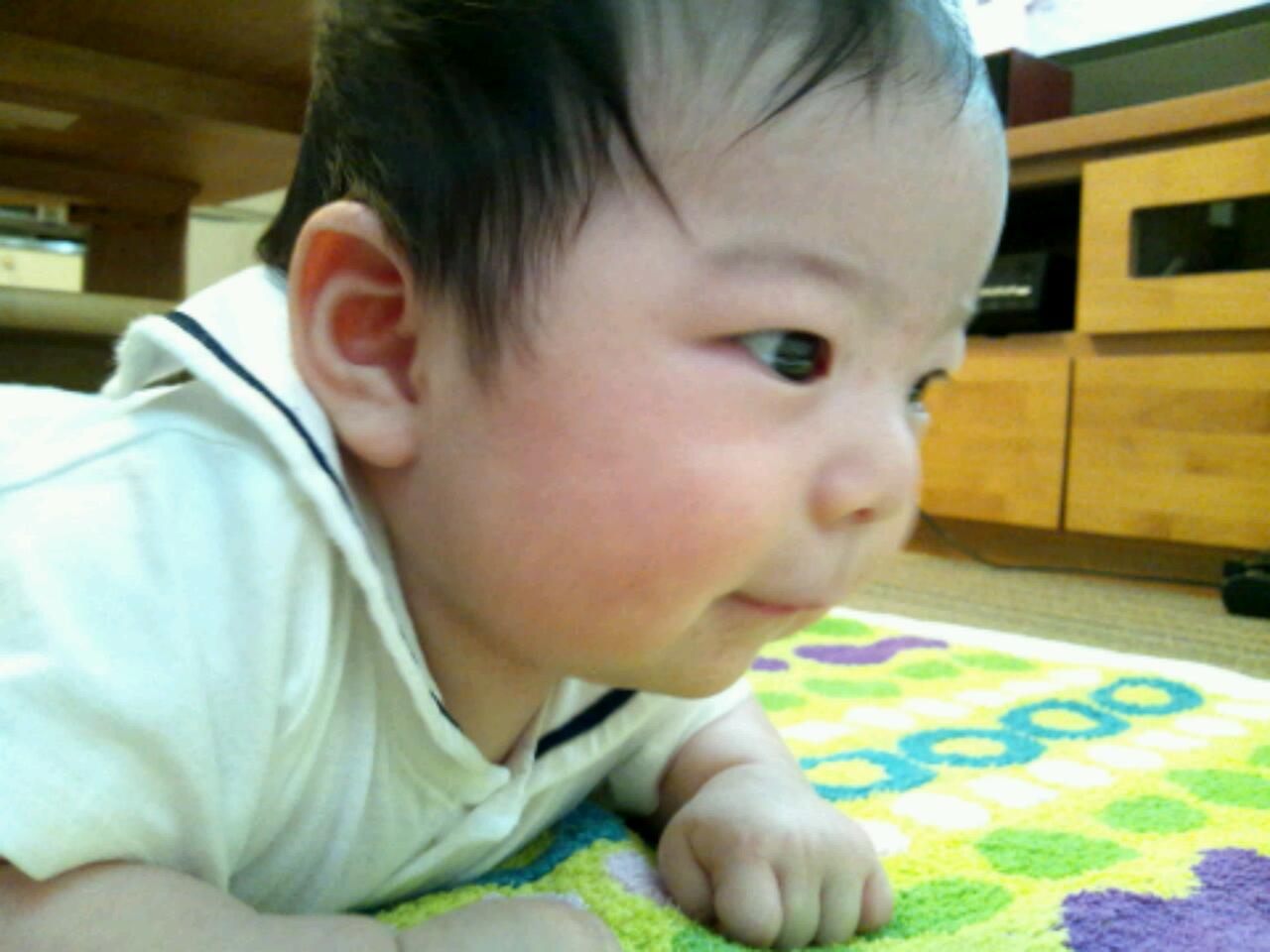 息子が産まれて101日目。_e0149717_22483236.jpg
