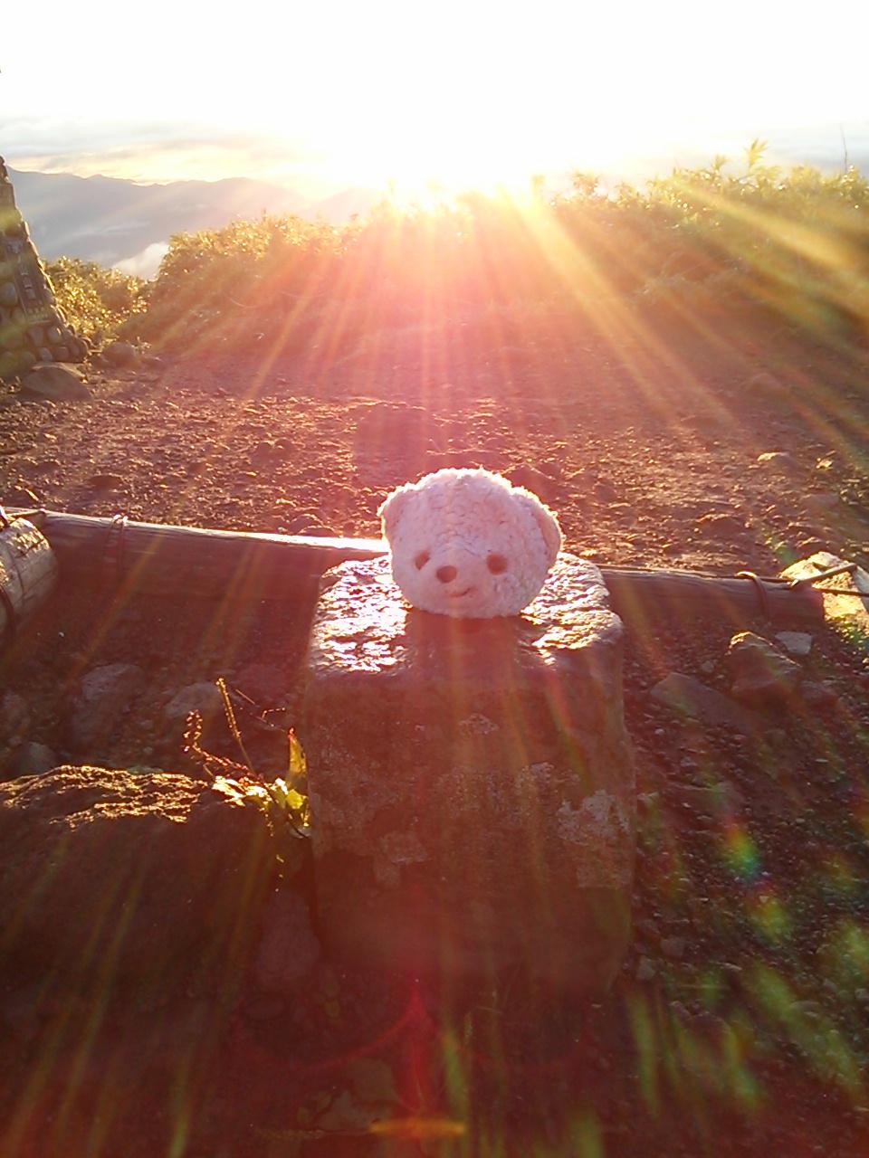奇跡の氷ノ山ご来光ツアー 2013 9/9_f0101226_2121338.jpg