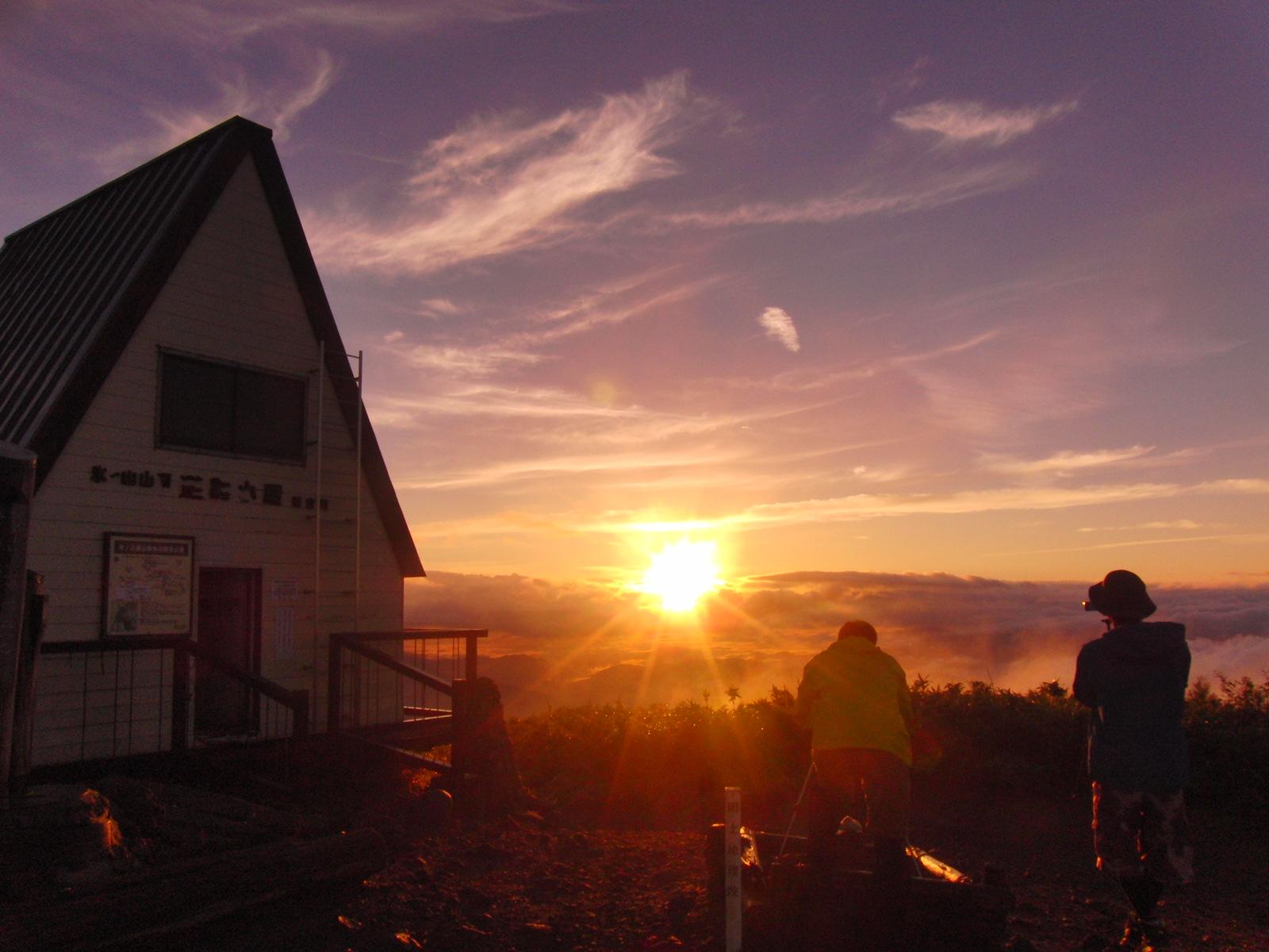 奇跡の氷ノ山ご来光ツアー 2013 9/9_f0101226_2163747.jpg