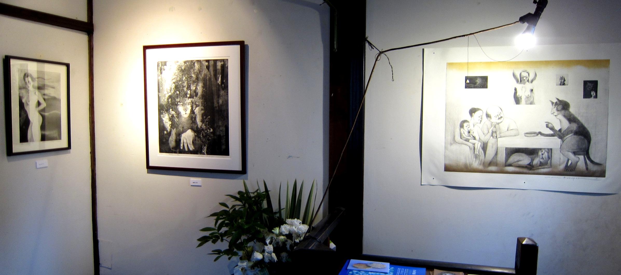 2193) 「小林大 展 『斑』 (銅版画とインスタレーション)」 g.犬養 8月28日(水)~9月9日(月)_f0126829_10522613.jpg