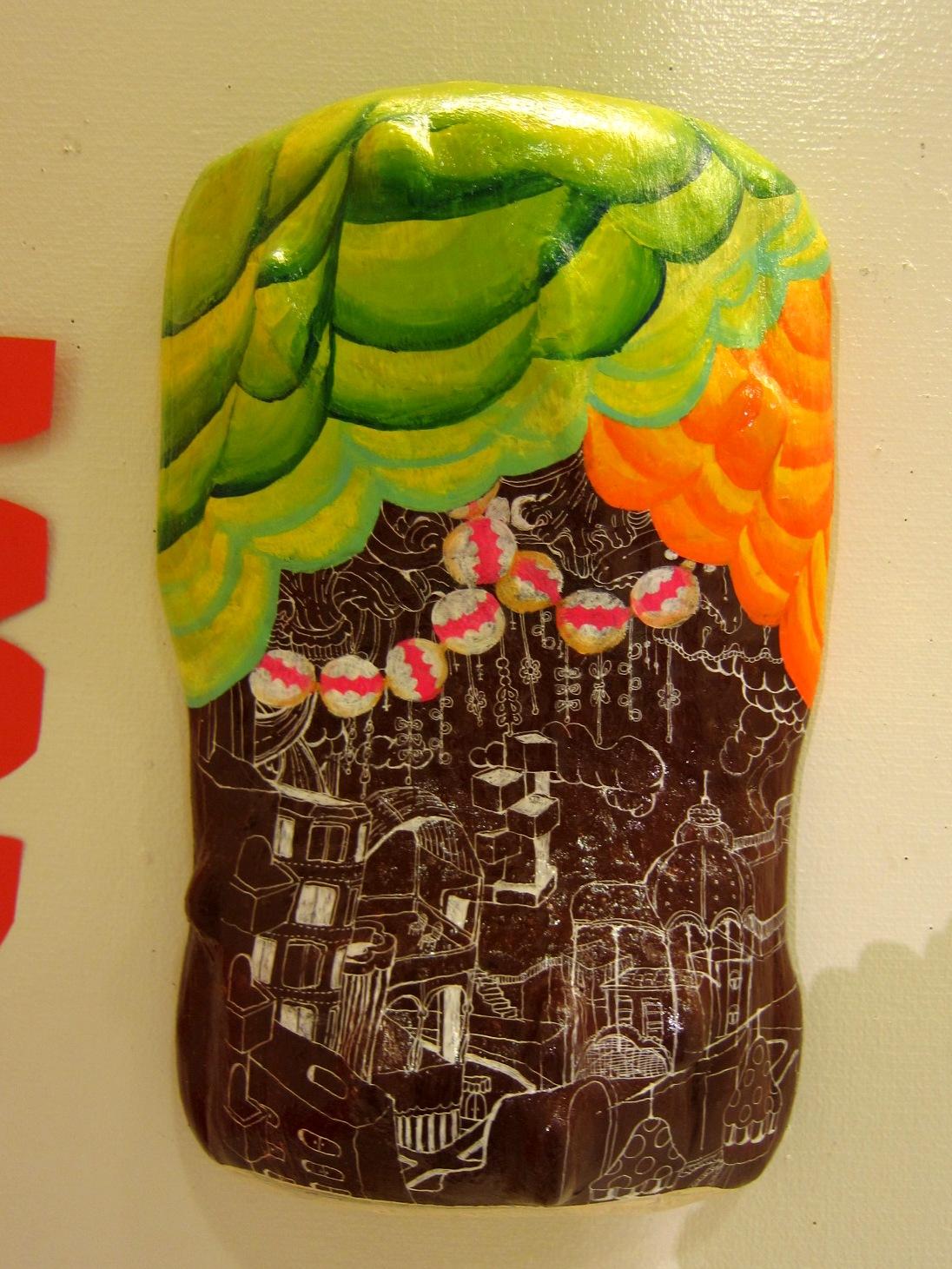 2192) ②「CDE展 2013 (ビセン作品展)」アイボリー 9月3日(火)~9月13日(金)_f0126829_827246.jpg