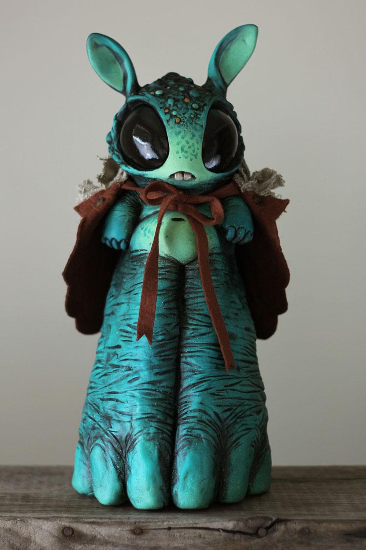 Monsters & Misfits III、Amandaの出品作はぜんぶで28点_a0077842_0284261.jpg