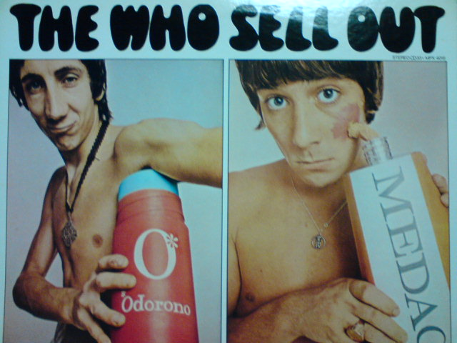 The Who Sell Out / The Who_c0104445_23261589.jpg