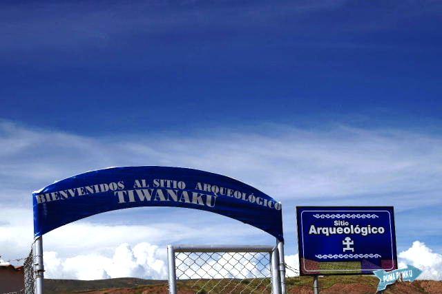 ボリビアの旅(42) 【世界遺産】 ティワナク遺跡 TIWANAKU_c0011649_15352812.jpg