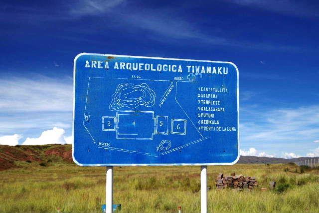 ボリビアの旅(42) 【世界遺産】 ティワナク遺跡 TIWANAKU_c0011649_15355619.jpg