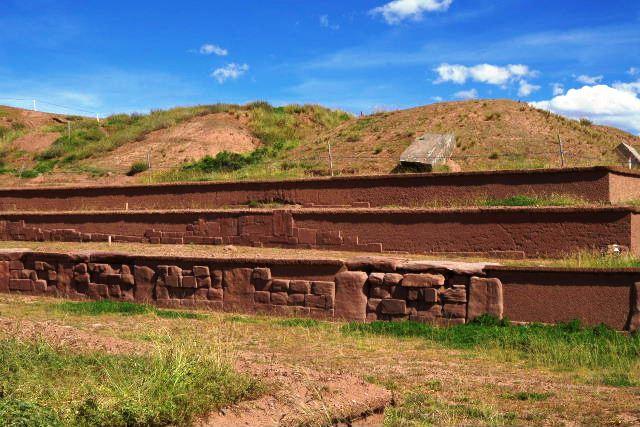 ボリビアの旅(42) 【世界遺産】 ティワナク遺跡 TIWANAKU_c0011649_15564450.jpg