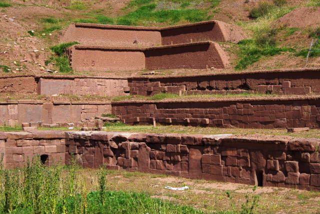 ボリビアの旅(42) 【世界遺産】 ティワナク遺跡 TIWANAKU_c0011649_1557630.jpg