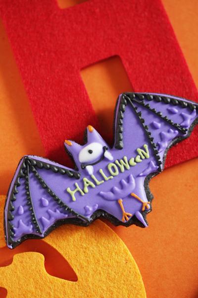 ハロウィンのアイシングクッキーとお知らせ2!!_f0149855_1325514.jpg