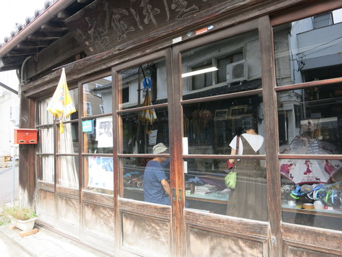 長野さんぽ♪ ②三河屋洋傘専門店_f0236260_0303193.jpg