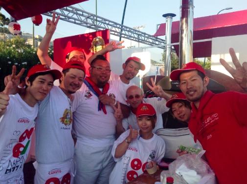 ピッツァの祭典・・・日本バンザイ!_e0224461_19411758.jpg