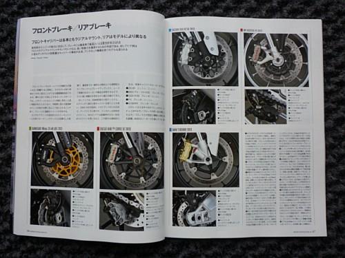 雑誌紹介/バイカーズステーション(最新号と創刊号)_e0254365_182866.jpg