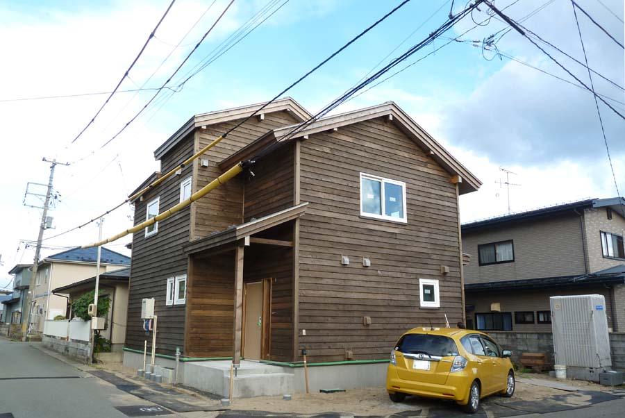 T様邸「飯島美砂町の家」 _f0150893_19403576.jpg