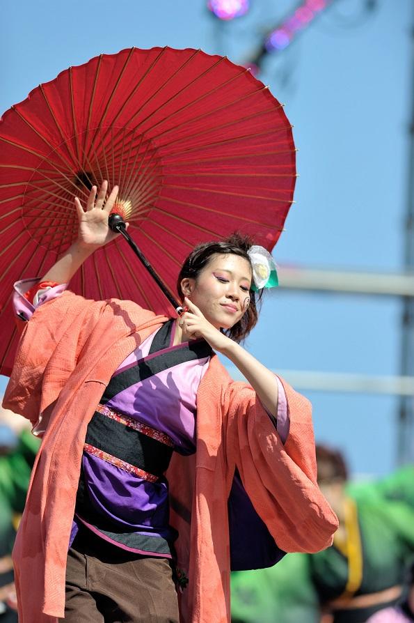 第11回潮風よさこい「静岡大学 お茶ノ子祭々」_f0184198_21555862.jpg