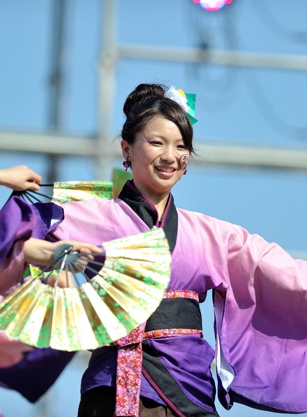 第11回潮風よさこい「静岡大学 お茶ノ子祭々」_f0184198_21563895.jpg