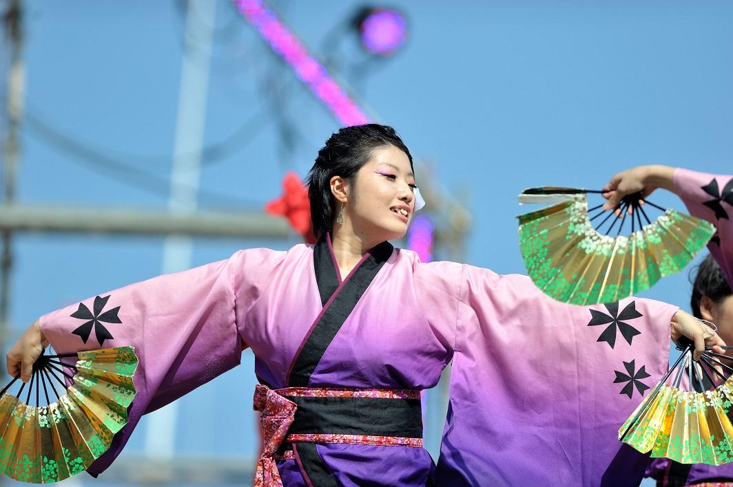 第11回潮風よさこい「静岡大学 お茶ノ子祭々」_f0184198_21564715.jpg