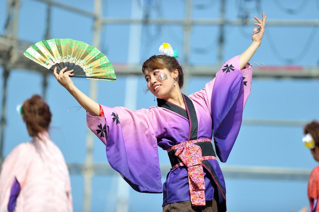 第11回潮風よさこい「静岡大学 お茶ノ子祭々」_f0184198_21565220.jpg