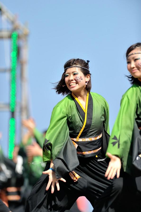 第11回潮風よさこい「静岡大学 お茶ノ子祭々」_f0184198_21571315.jpg
