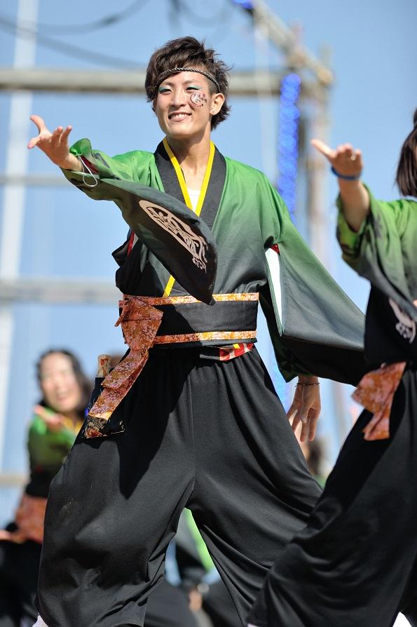 第11回潮風よさこい「静岡大学 お茶ノ子祭々」_f0184198_21571840.jpg