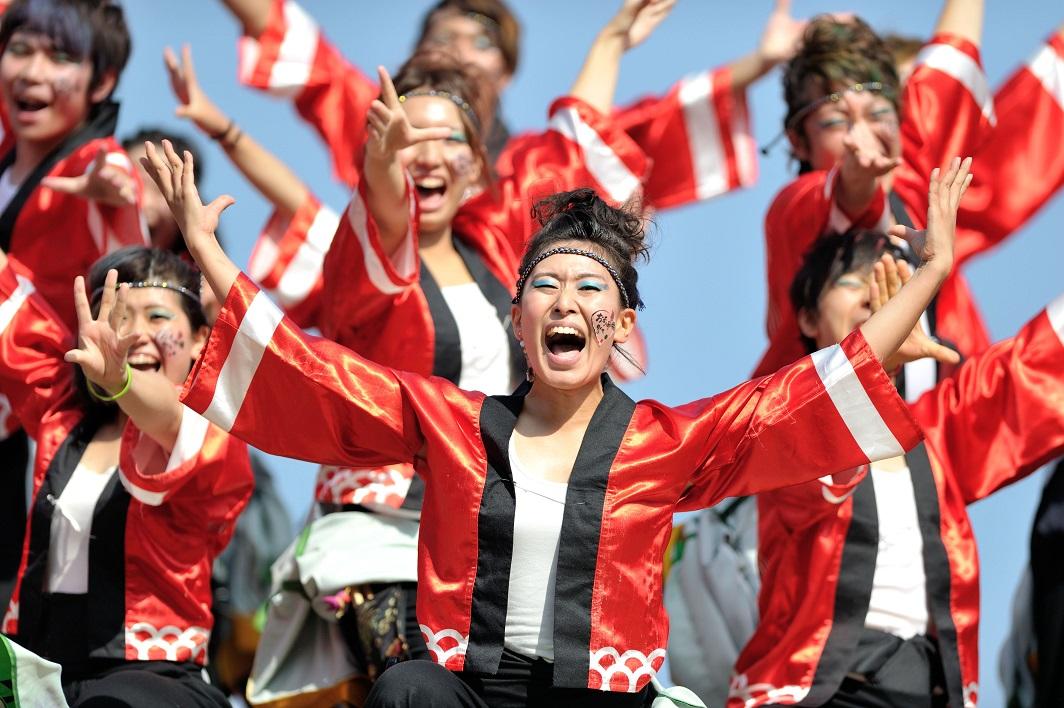 第11回潮風よさこい「静岡大学 お茶ノ子祭々」_f0184198_21572234.jpg
